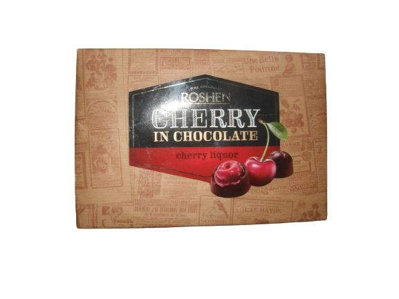 ROSHEN CHOC WITH CHERRY IM LIQ 155G