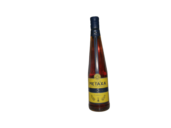 METAXA Coniac 5*, 0.7 l