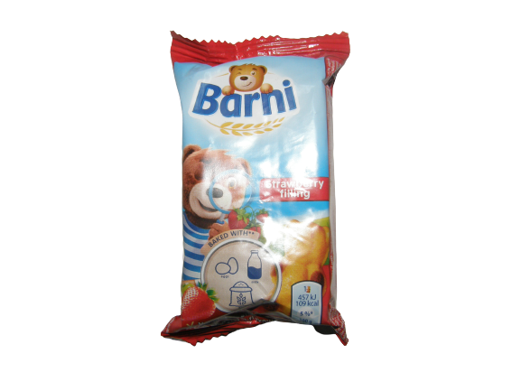 Barni chocolate filing 30 gr
