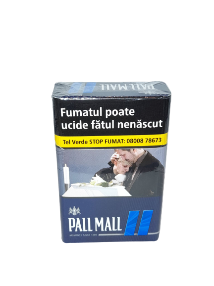 Pall Mall Blue scurt