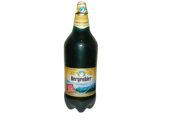 BERGENBIER Bere blondă, PET 2,5 l