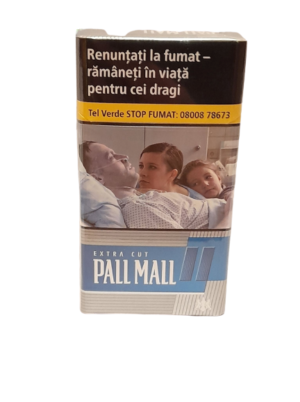 Pall Mall extra cut blue lung