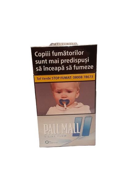 PALL MALL S-LINE Flow Blue