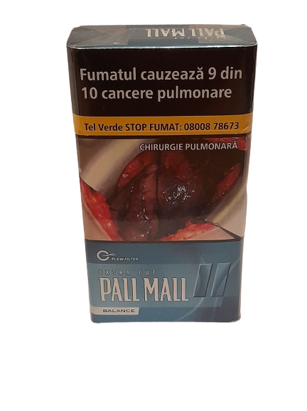 PALL MALL Extra Cut Balance Blue