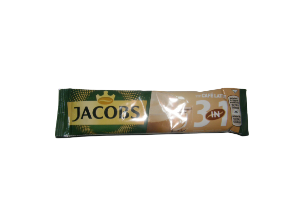 JACOBS 3 IN 1 CAFE LATTE
